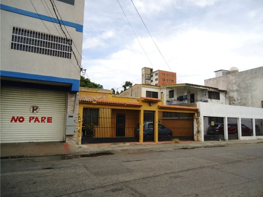 casa en venta en barquisimeto zona comercial