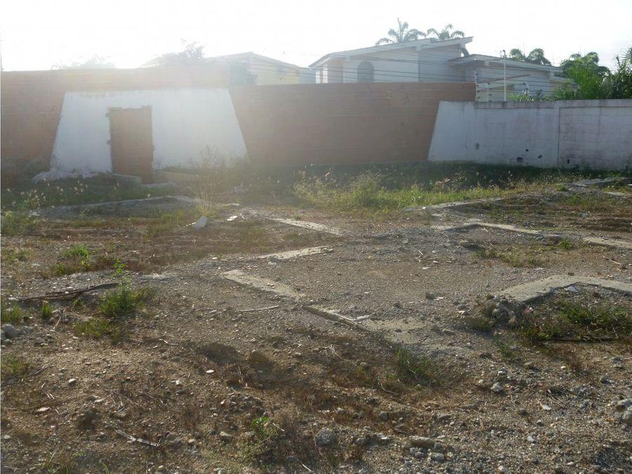 terreno en venta al este de barquisimeto