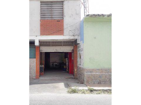 local a pie de calle en alquiler avenida 21 lara