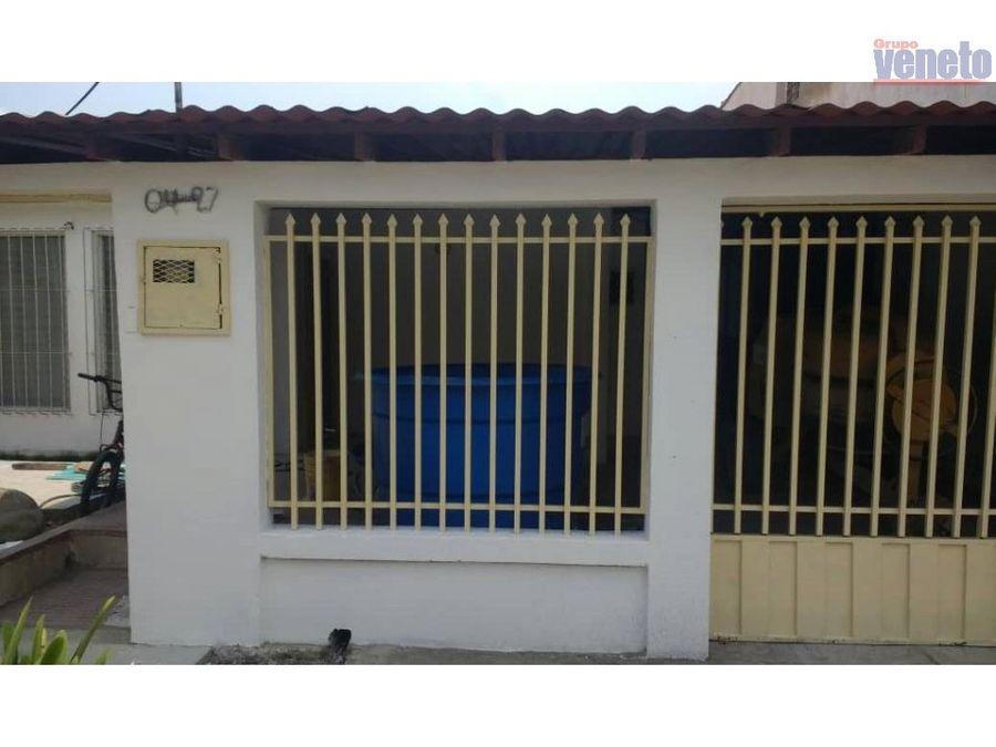 casa en venta urbanizacion las mercedes cabudare
