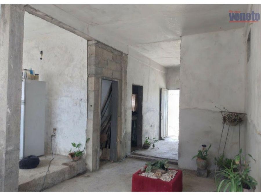 casa en venta obra gris yaritagua
