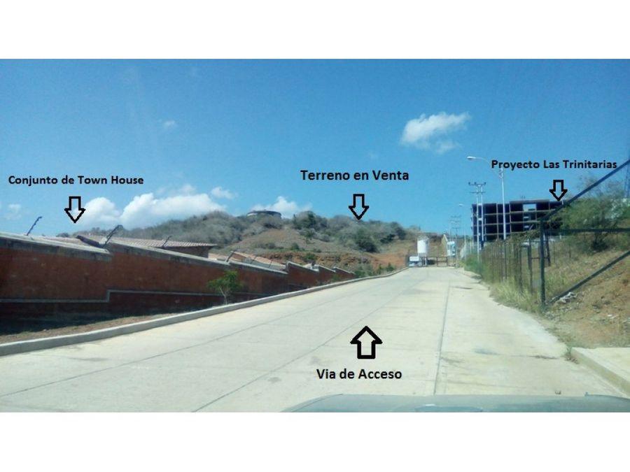 terreno urbanizacion san lorenzo