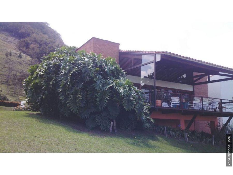 venta de finca en rionegro sector pontezuela