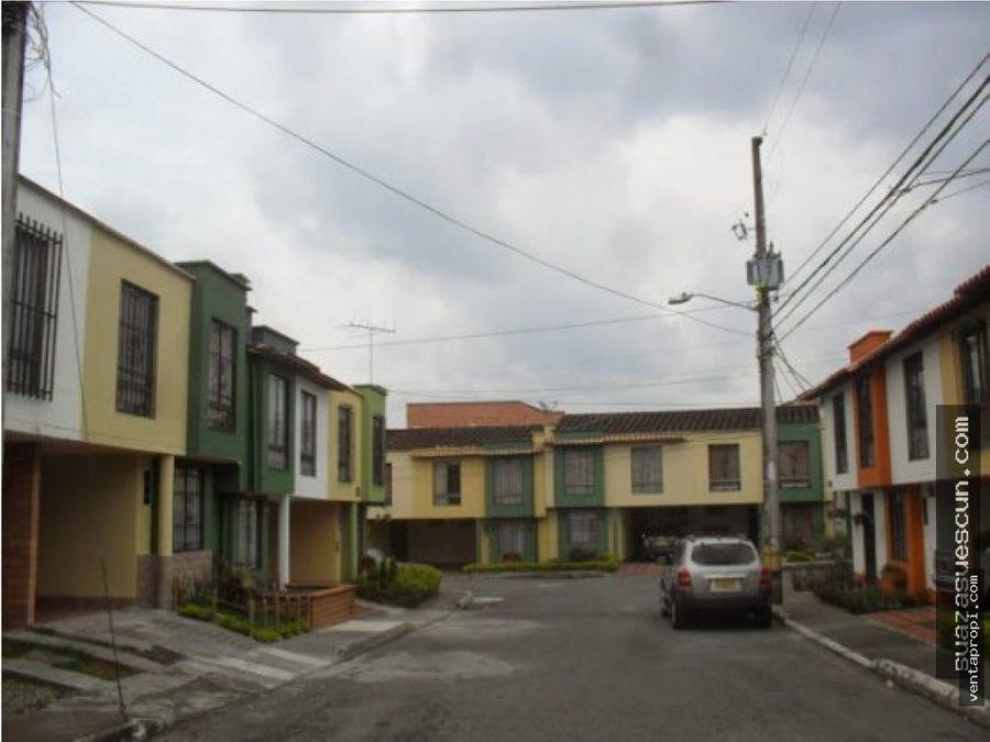 venta de casa en rionegro barrio el rosal