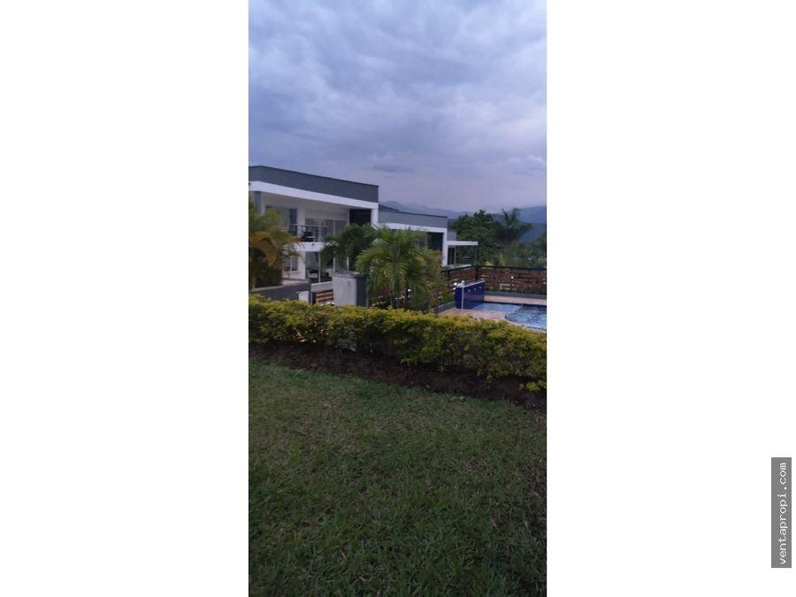 venta de casa de campo en san jeronimo