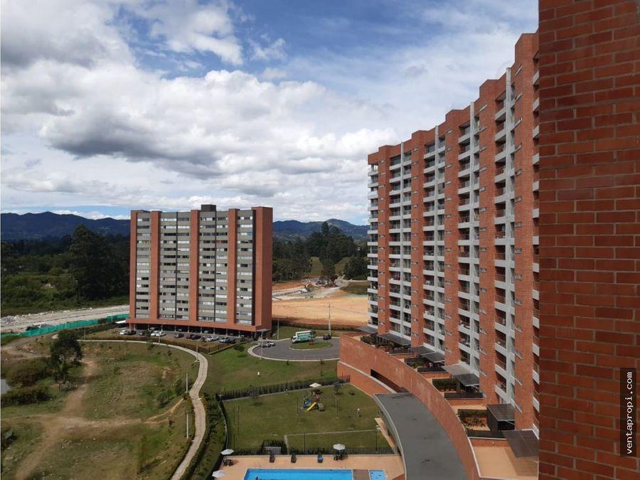 venta de apto en rionegro campus reservado