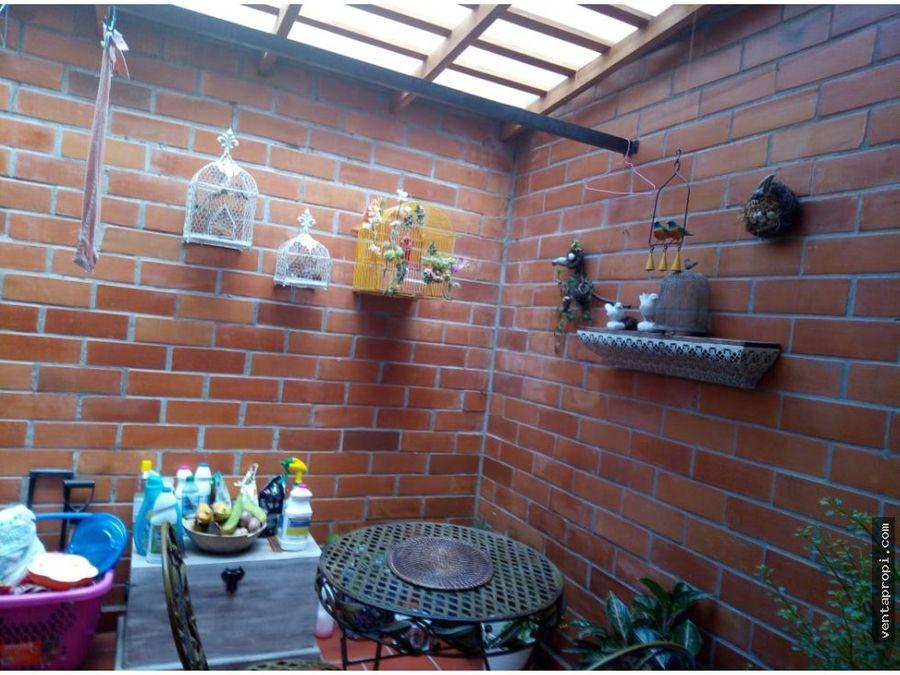 venta de casa en quintas de gualanday