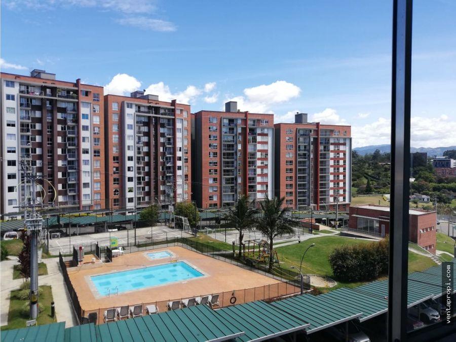 venta de apartamento en rionegro torres del campo