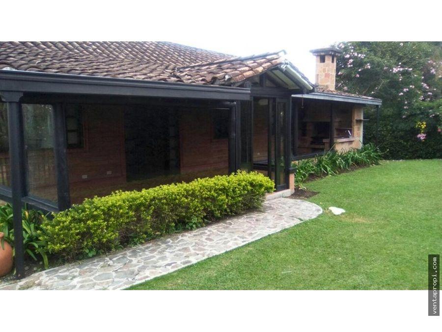 venta de casa en rionegro villas de san nicolas