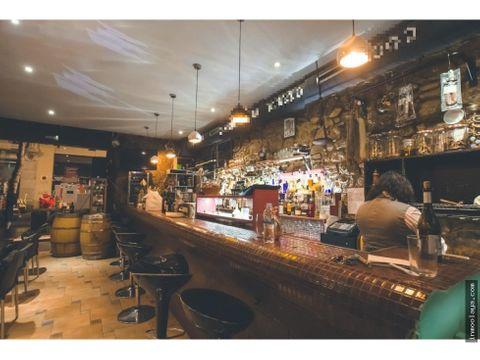 traspaso bar restaurante c3 en el raval