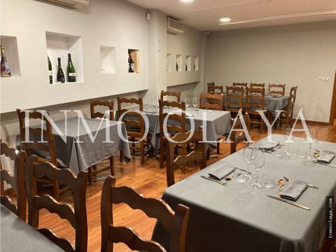traspaso restaurante y take away con obrador