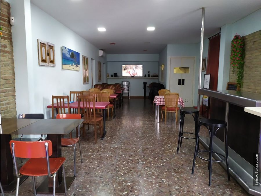 traspaso bar restaurante c3 en poblenou
