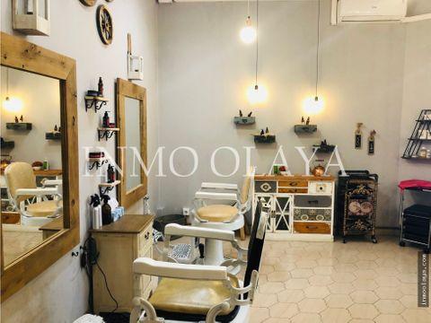 traspaso de peluqueria en sagrada familia