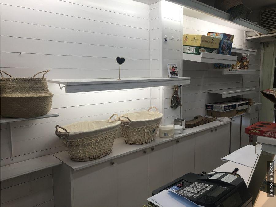 traspaso de panaderia con degustacion y obrador en gava centro