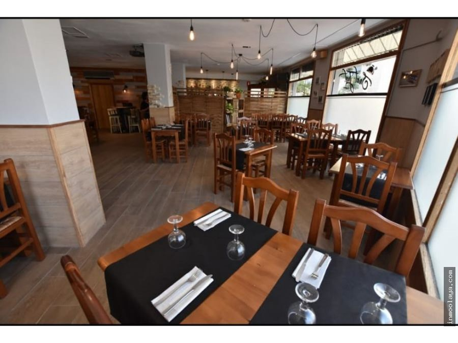 traspaso restaurante c3 en sant just desvern