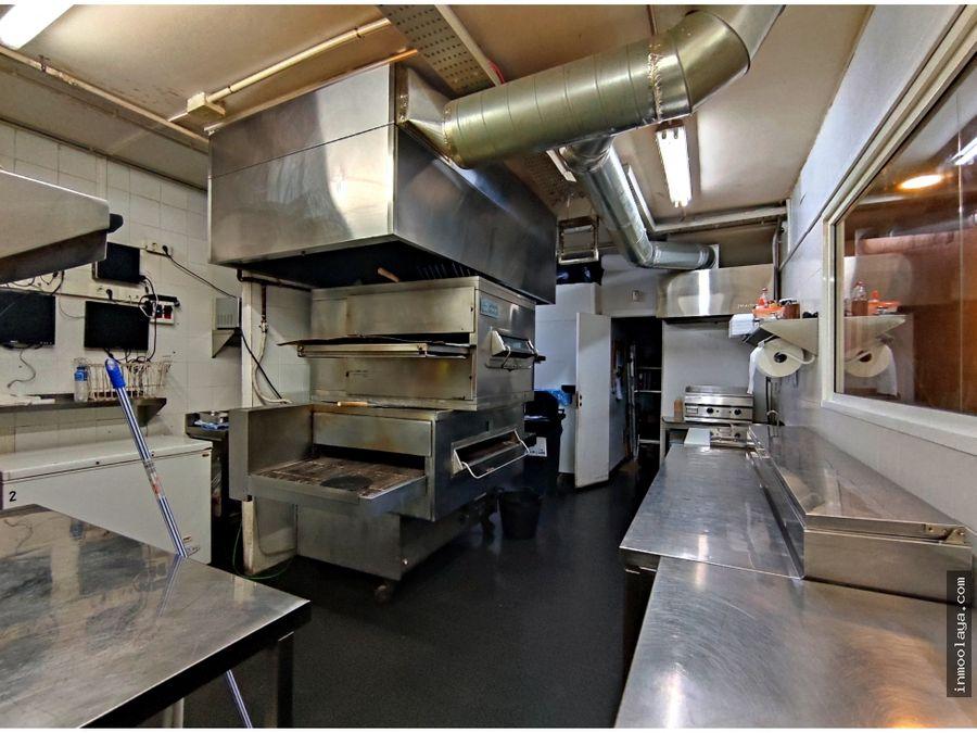 traspaso pizzeria c3 en san antoni con terraza