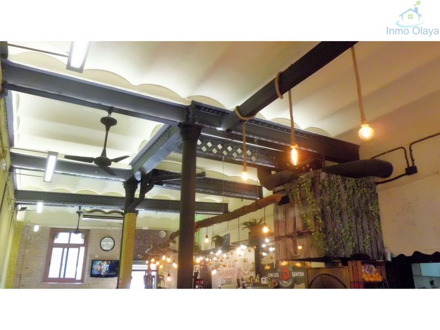 traspaso bar restaurante brasseria poblenou