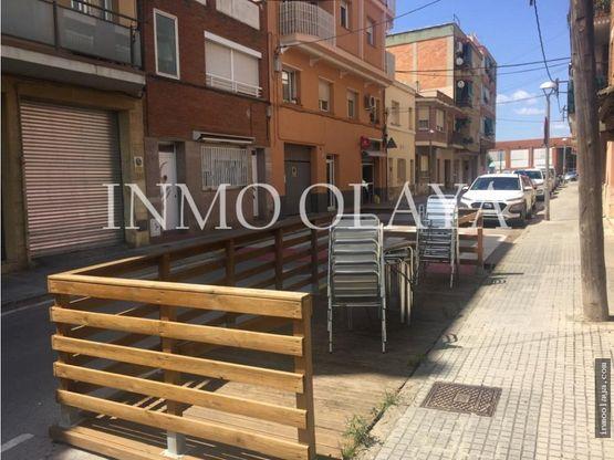 traspaso de bar con terraza en palleja