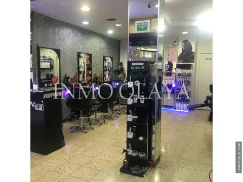traspaso peluqueria y estetica en nou barris
