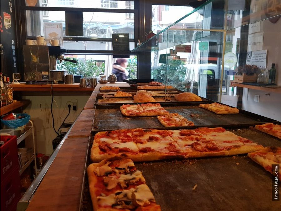 traspaso pizzeria c3 mixta en leixample