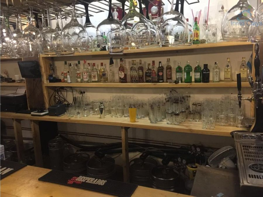 traspaso bar c2 eixample con terraza