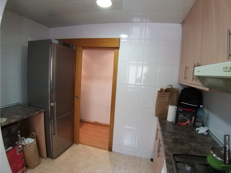 piso en venta en montbau
