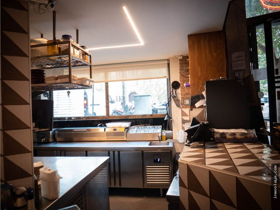 restaurante c3 esquinero en leixample