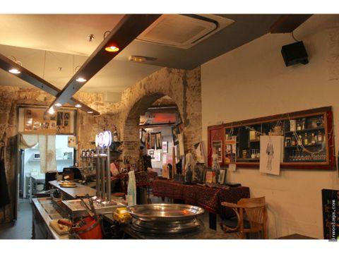 traspaso bar restaurante c3 en el borne