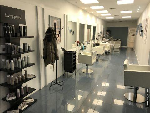 traspaso peluqueria y centro de estetica en la esquerra de leixample