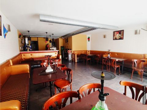 traspaso bar de shisha c3 en santa coloma