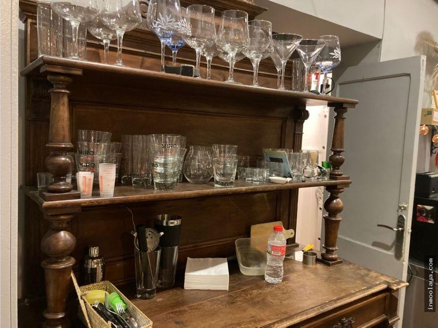 traspaso bar cocteleria c1 en sants