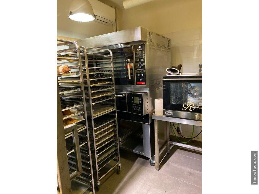 traspaso panaderia con obrador en sant gervasi