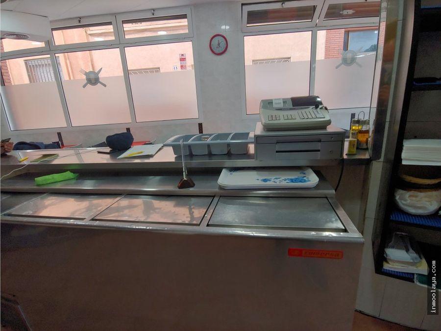 traspaso restaurante kebab c3 en badalona