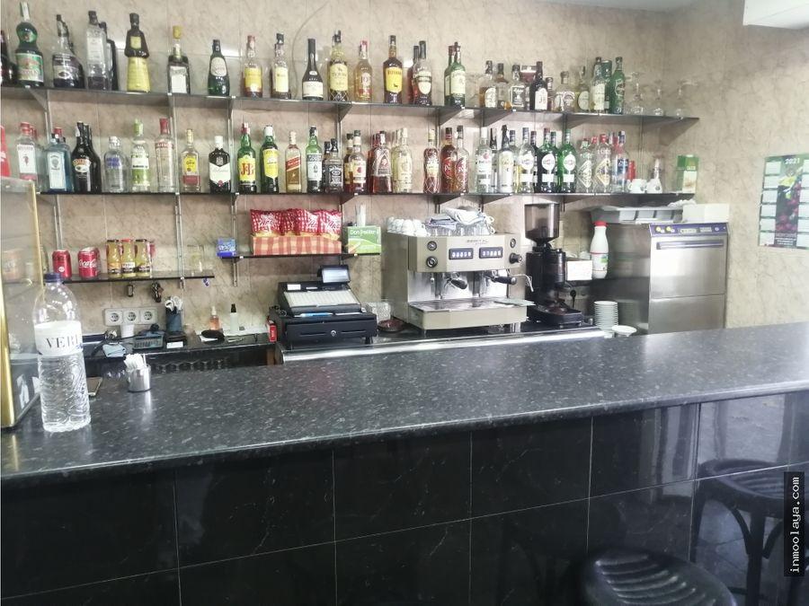 traspaso bar restaurante c3 en sant marti