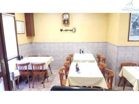 restaurante c3 en pleno corazon de sant andreu