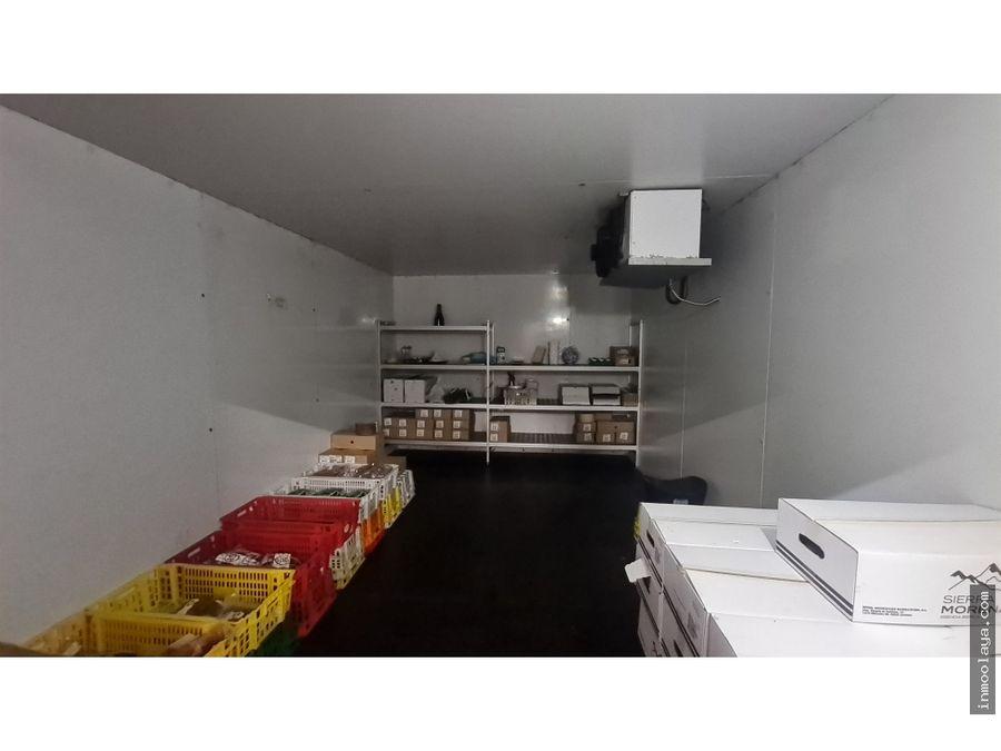 venta nave industrial distribuidora espacio gastronomico