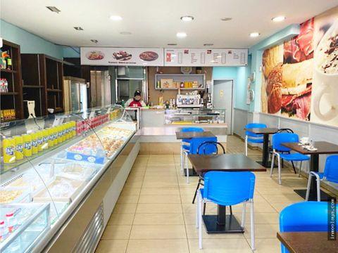 traspaso panaderia degustacion y obrador nou barris