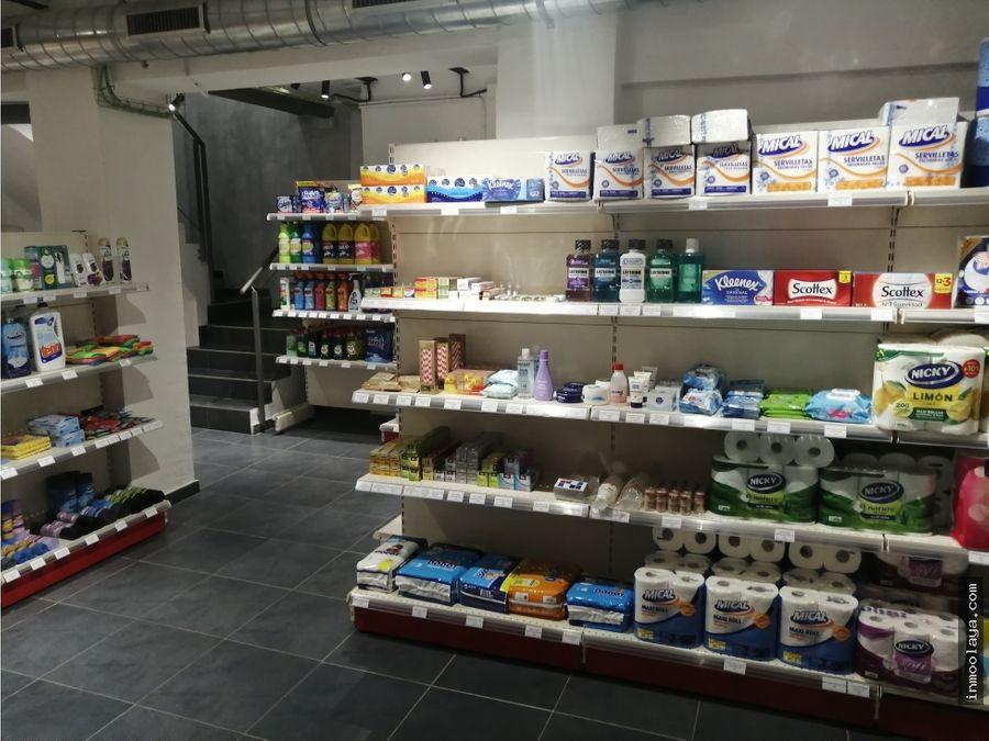 traspaso supermercado en sant gervasi galvany