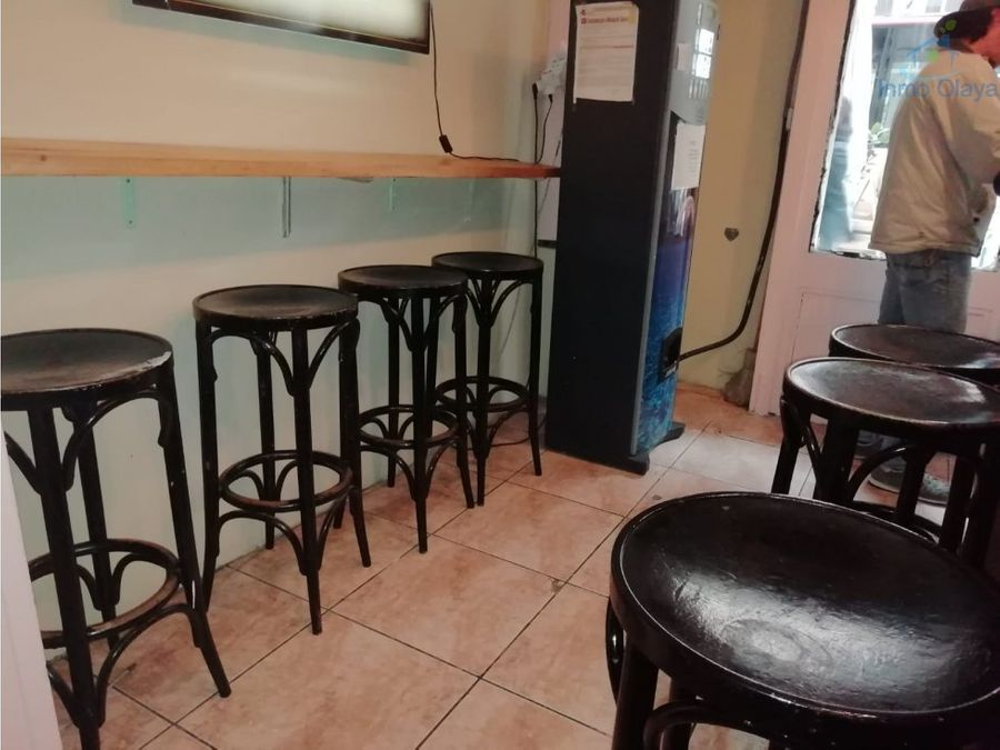 traspaso bar restaurante c3 en sant antoni