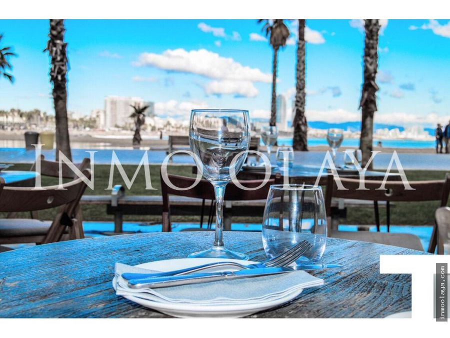 venta de restaurante en diagonal francesc macia
