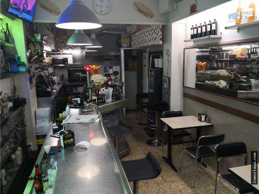 traspaso bar cafeteria c3 en eixample izquierdo
