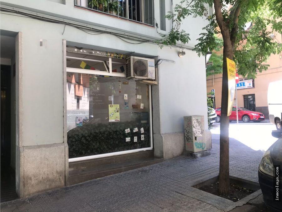 local en venta en poble sec barcelona