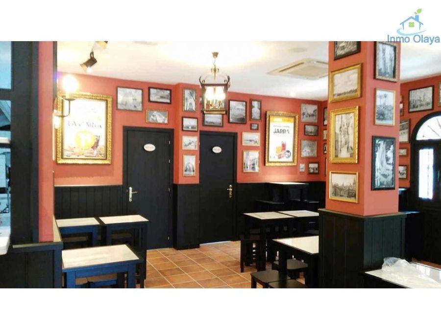 traspaso bar restaurante c3 en sants