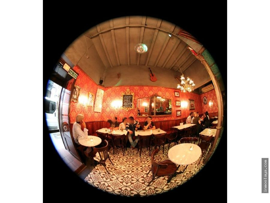 traspaso bar restaurante c3 mixto en gracia