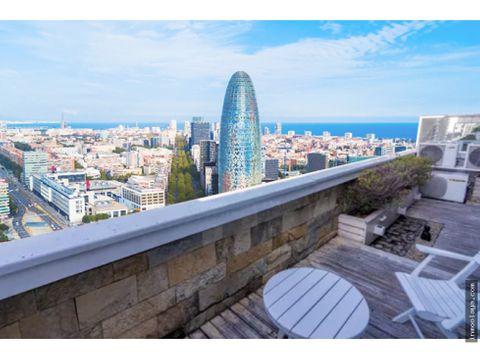 piso en alquiler de alto standing en el poblenou barcelona
