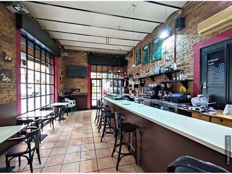 traspaso bar cafeteria c2 en les corts de sarria