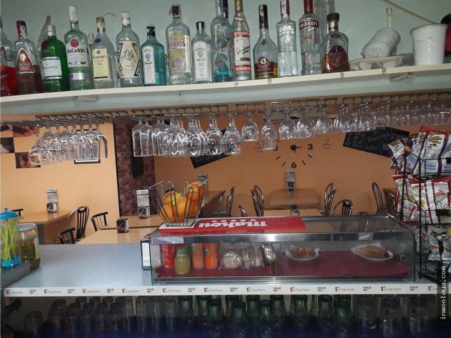 traspaso de bar churreria en sant joan despi