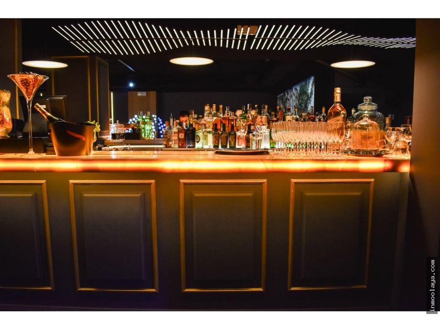 traspaso restaurante bar musical en la diagonal