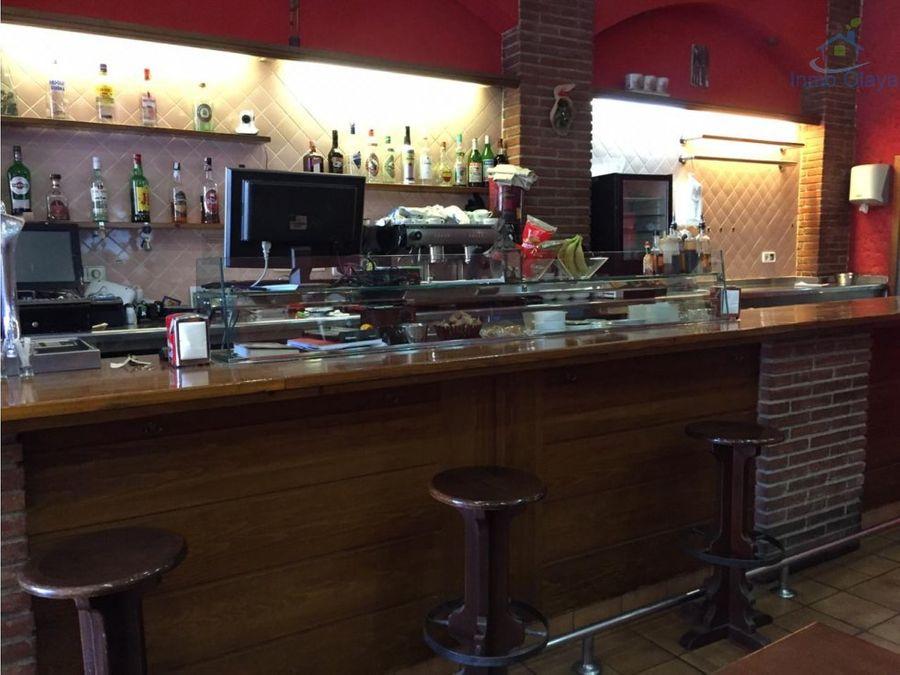 traspaso restaurante pizzeria c3 vila olimpica