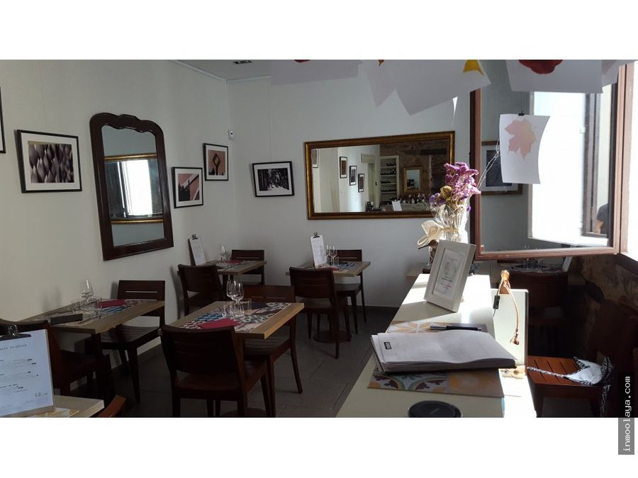 traspaso restaurante c3 en viladecans